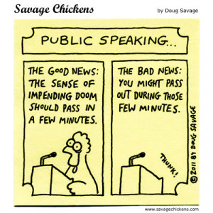 Joyful Public Speaking (from fear to joy)