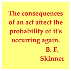 great inspirational quote from b f skinner design your own quote