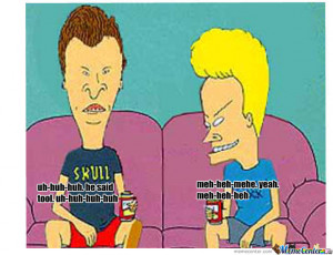 Beavis And Butthead Funny