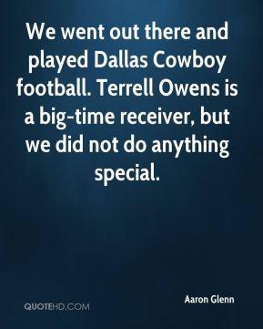 Dallas Cowboys Fan Quotes