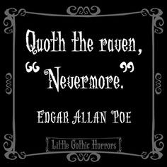 gothic horrors delightfully dark quotes more quotes 3 little gothic ...
