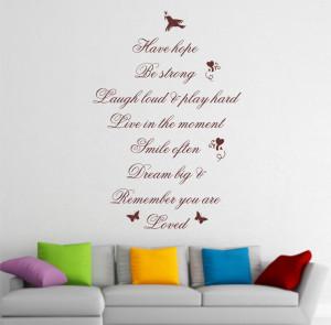 Art Quotes Wall art quotes hd wallpaper 4