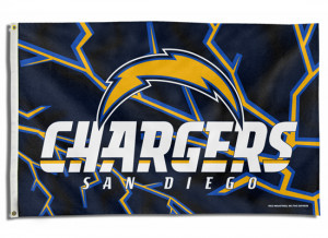 San Diego Chargers Rough Wallpaper