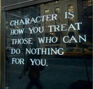 Character Quotes Best Life