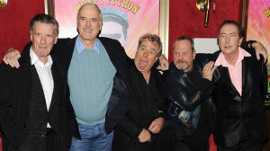 ... Terry Gilliam and Eric Idle attend the Monty Python 40th Anniversary