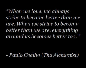 ... (The Alchemist)Inspiration, Wisdom Quotes, Thoughts Provoking Quotes