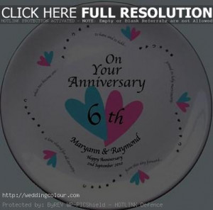 6th marriage anniversary6th anniversary wishes6th wedding anniversary ...