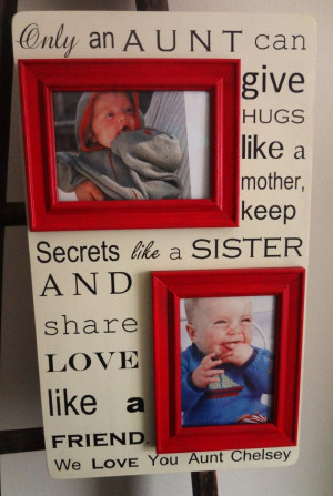 Aunt Quote Any Color and Saying 22 x 13 by DellaLucilleDesigns, $69.00 ...