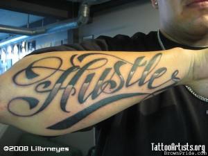 tattooartists.orgHustler Tattoo Xavier