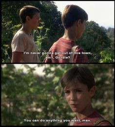 Love this movie // Stand by me