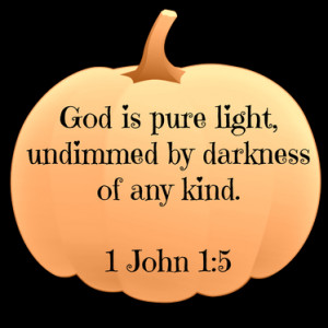Free printable Bible verse pumpkin fall decorations
