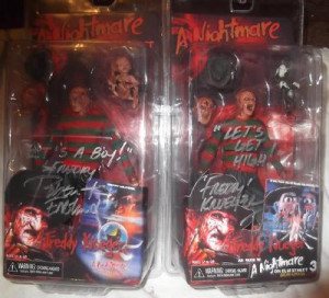 Freddy Krueger Robert Englund Signed With Quotes From Film Rare ...