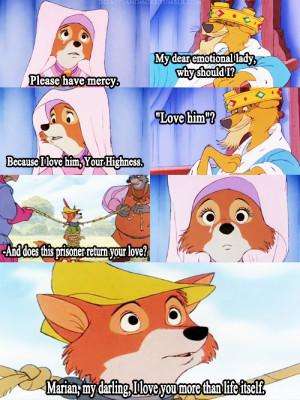 Robin Hood Disney Maid Marian