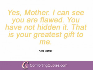 Alice Walker Quotes About Women