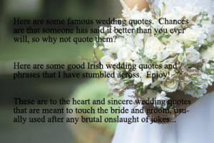 Meaningful Wedding Quotes | The Art Of Wedding Ceremony