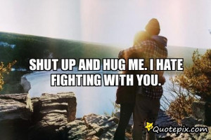 Arguing Quotes With Boyfriend Download this quote posted by: