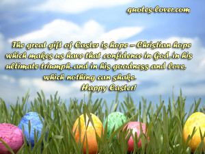 Topics: Easter Picture Quotes , Inspirational Picture Quotes ...