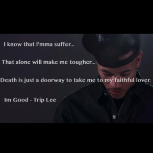 Trip Lee - Im Good.: Positive Rappers, Christian Rapper, Trips Lee ...