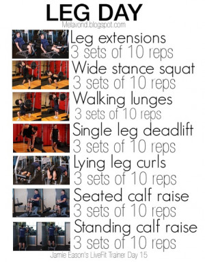 Funny Leg Day Pictures and Images – Get a Good Laugh