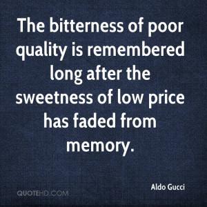 Aldo Gucci Quotes