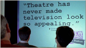 Go Back > Gallery For > Technical Theatre Quotes