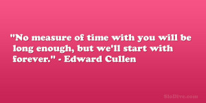 Edward Cullen Quotes Wallpaper Edward cullen 31 happy love