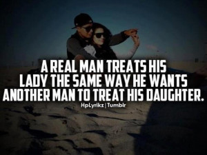 Real Man = Real Love