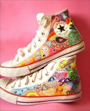 Cute Converse Quotes, Drawing Pretty Quote Universe World İnspiring ...
