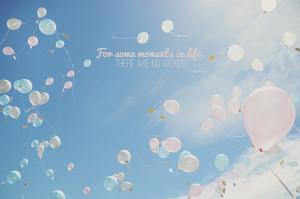 Balloon Quotes