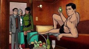 Classic TV Quotes: Archer Season One