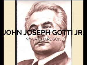 John Gotti Quotes John joseph gotti jr.