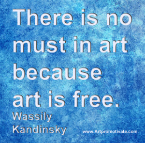 Quotes About Color Wassily