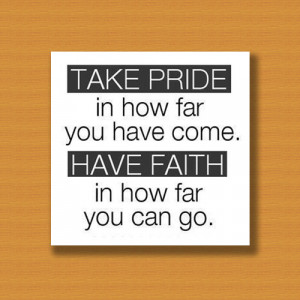 Quotes About Too Much Pride