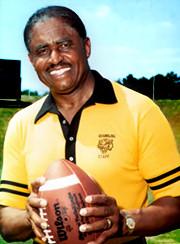 The Legend ... Eddie G. Robinson
