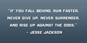 Jesse Jackson Success Needs