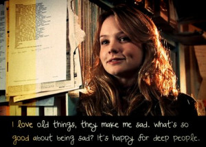 doctor who it makes me sad what s so good about being sad it s happy ...