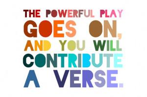 Whitman Quotes