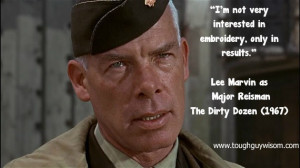 Lee Marvin on Results
