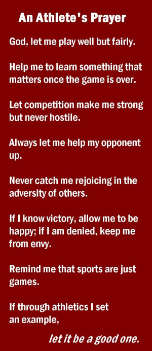 ... Quotes Soccer, Quotes Kids Sports, Athletic Prayer, Football Quotes
