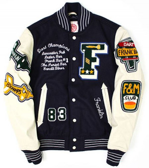 Cool Letterman Jacket Quotes. QuotesGram