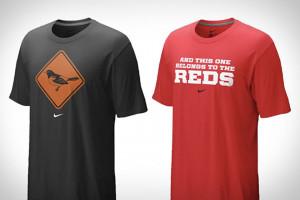 Nike MLB Local T Shirts
