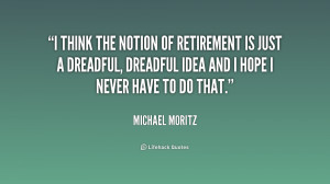Inspirational Quotes About Retirement