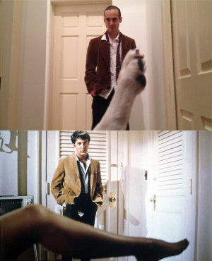 dogmoviee6 Man Re enacts Romantic Movie Scenes With A Dog