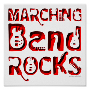 Marching Band Posters, Marching Band Prints, Art Prints, Poster ...