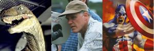 Slice Joe Johnston Jurassic Park Captain America First Avenger