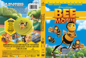 Bee Movie DVD Cover