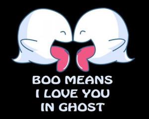 Boo - love Fan Art