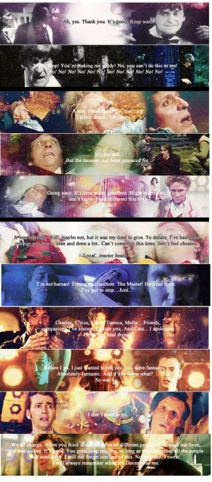 final quotes before regeneration