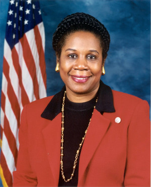 guess Sheila Jackson - Lee expect us to kneel & praise this an man ...