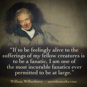 William Wilberforce, the man Lincoln and Frederick Douglass hailed as ...